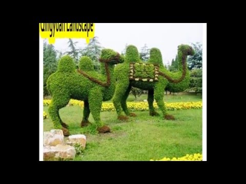 Artificial animal topiary,artificial plant animal,from Guangzhou ...