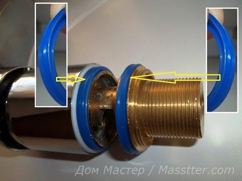 Ремонт однорычажного смесителя — 2 | Дополнение