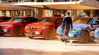The Alfa Romeo Stelvio Quadrifoglio Could Replace My Range Rover!