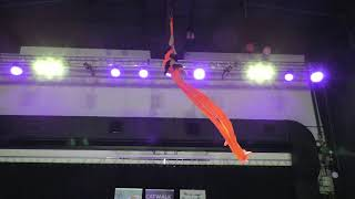 Диана Зайцева - Catwalk Dance Fest IX[pole dance, aerial]  30.04.18.