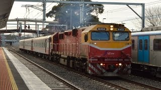Vline trains from sale