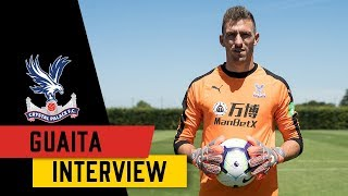 Vicente Guaita | First Interview