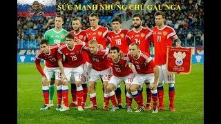 Đội hình chính thức chủ nhà Nga dự World cup 2018