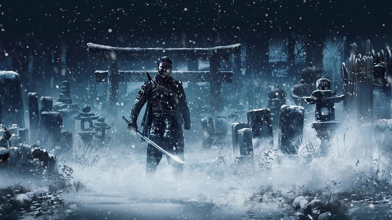 Ghost Of Tsushima - The Ghost Burns (Soundtrack)