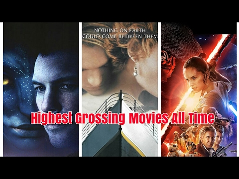 Highest Grossing Movies Of All Time | world | Top 10 movie | 2017