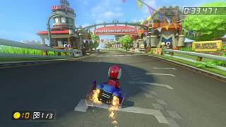 Mario Circuit - 1:43.030 - MC★Matt (Mario Kart 8 World Record)