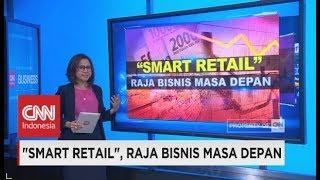 """Gambar cover """"Smart Retail"""", Raja Bisnis Masa Depan, Belajar dari Ali Baba & Tencent, Raksasa Tiongkok"""