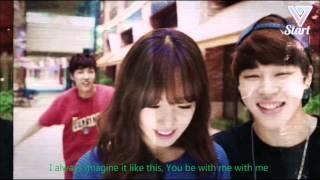 [Eng Sub] BTS - Beautiful (Jimin,Jungkook,Jhope,V)