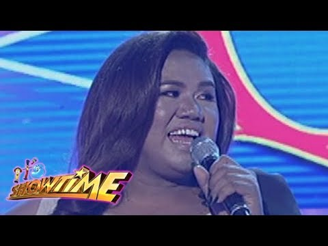It's Showtime Miss Q & A: Ericka Francia Dusaran shares about her lovelife