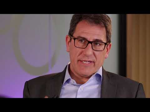 Carlo Montagner, co-founder and CEO of Specialised Therapeutics