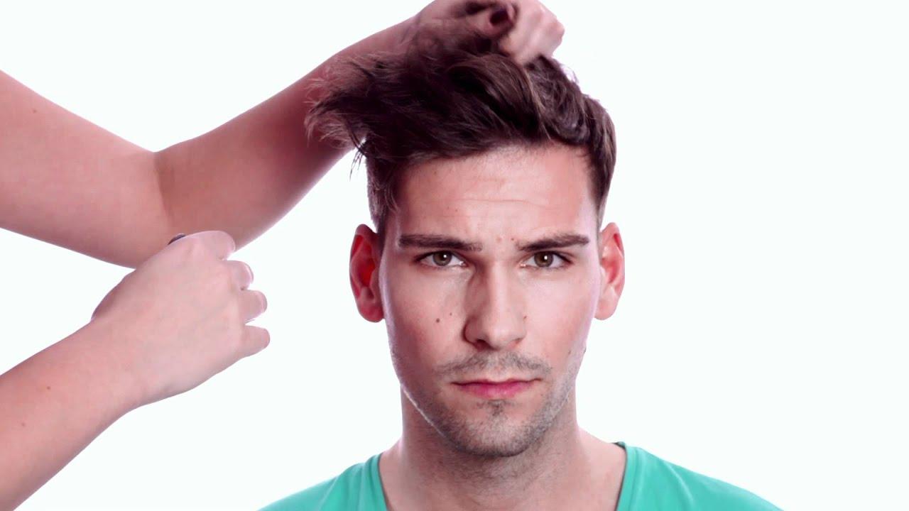 Schnelles Haare Stylen Für Männer YouTube