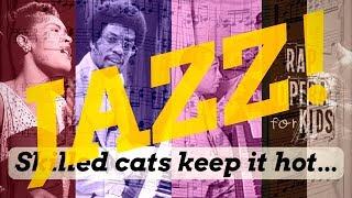 Jazz Music History Song Part 2: Jazz Musicians - Rap Opera for Kids