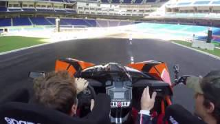ROC Miami - Track Recon with Sebastian Vettel and Travis Pastrana