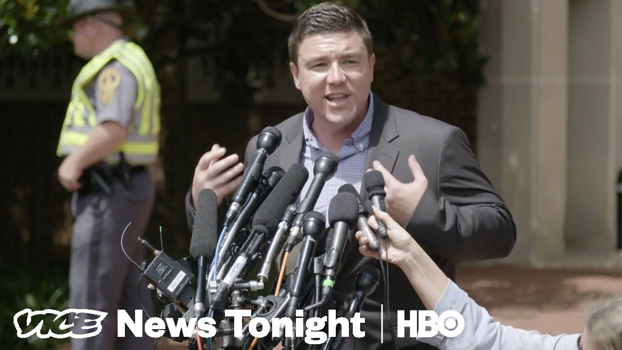 Jason Kessler Is Trying To Lead Another White Supremacist Rally In Charlottesville (HBO)