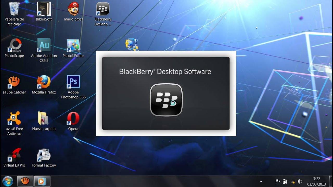 Manual De Actualizar De Blackberry 8520 Software Para El