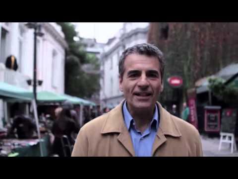 Franja Primarias | Andrés Velasco | Primer día