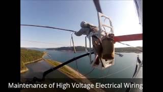 Video Maintenance of High Voltage Electrical Wiring download MP3, 3GP, MP4, WEBM, AVI, FLV Juni 2018