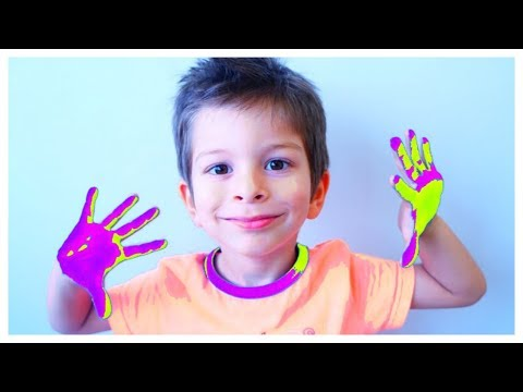 Free Download The Hide And Seek Song - Fun Learning Colors For Kids With Kls Mp3 dan Mp4