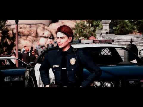 AGENT TRAILER (GTA V FILM / MACHINIMA | ROCKSTAR EDITOR)
