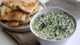 Easy Bodybuilding Spinach Dip