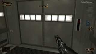 Deus Ex Human Revolution скрытая локация Hangar 18 achievement Full HD