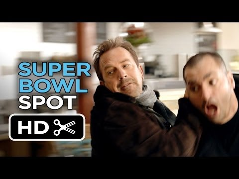 3 Days To Kill Super Bowl Spot (2014) - Kevin Costner Movie HD