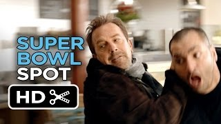 3 Days To Kill Super Bowl Spot (2014) - Kevin Costner Movie HD