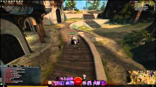 A Glutton For Guidance Achievement in Guild Wars 2