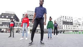 AFRO DANCE CHOREOGRAPHY - MWANGOLE