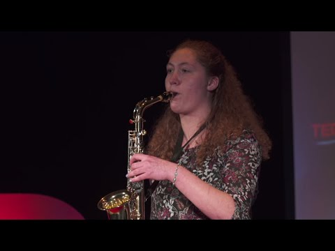 The Cost of Silence: Defending Music Education | Carly Palkon | TEDxYouth@Wilmington