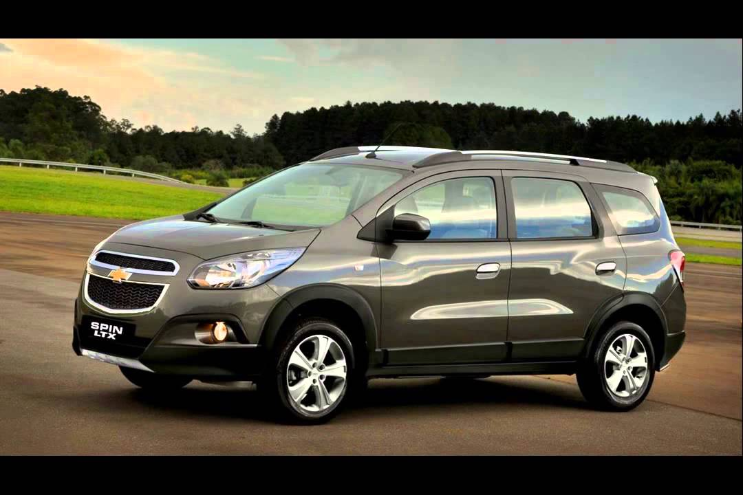 Chevrolet 2015 Model Chevrolet Spin Youtube