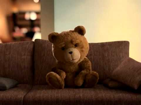 Talking Ted - I love you!!