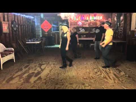 Can't Blame It On The Booze - Line Dance Demo