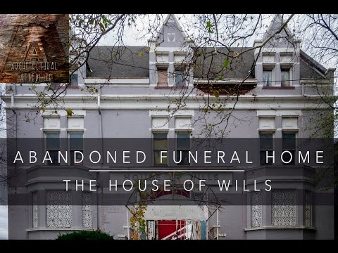 Historic Funeral Home - The House of Wills Cleveland, Ohio