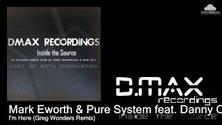 Mark Eworth & Pure System feat. Danny Claire - I
