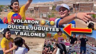 ASI NOS DIVERTIMOS REGALANDO LOS JUGUETES | SORPRESA PARA EL PILOTITO | LOS TOYS