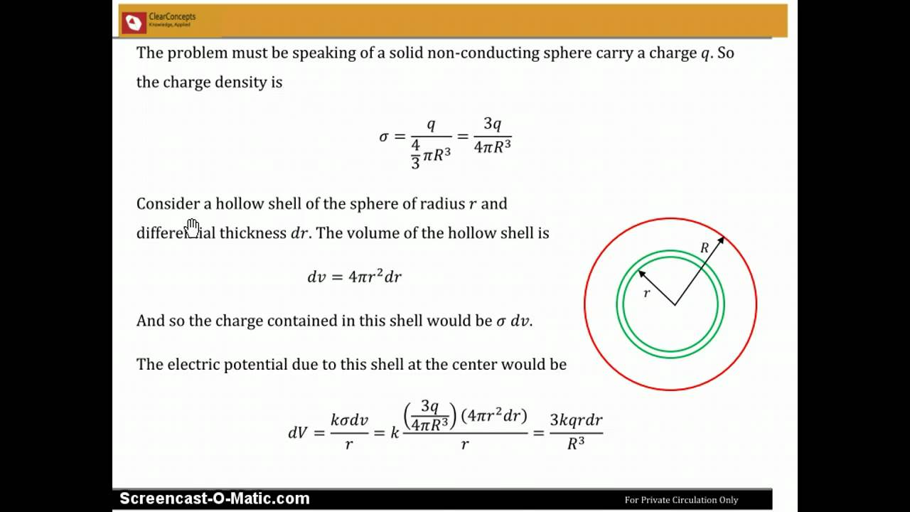 how to find work between to charged particles
