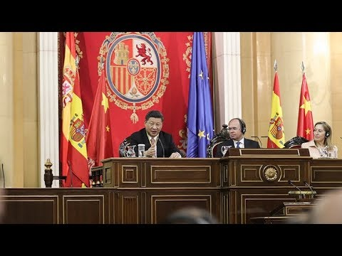 Xi Jinping: China and Spain face new development opportunities