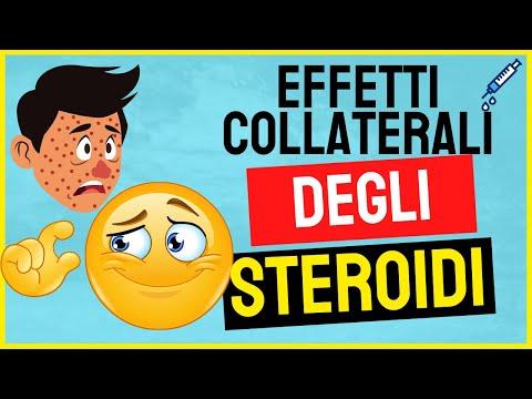 STEROIDI, il Colore della Morte (...anche se non è un colore) from YouTube · Duration:  19 minutes 42 seconds