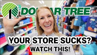 GENIUS Dollar Tree Jackpots in ANY SMALL STORE (you didn't know existed!) 😱💚 2021 Pro Tips!