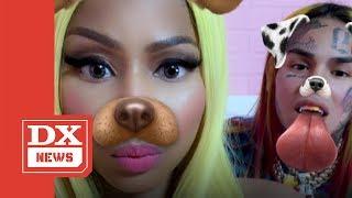 Nicki Minaj Quietly Adds Tekashi 6ix9ine Collab