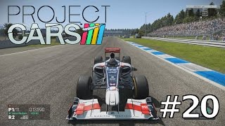 DRS und KERS erklärt (F1 Tutorial) | Lets Play Project CARS German Part 20 | HD+ 60 FPS ULTRA