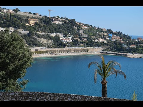 Vacation Travel To: The French Riviera // Nice, Monaco, Cannes, Villefranche, Antibes, Èze