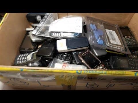 Крутая огромная посылка ретро телефонов из Латвии за 11 дней. Посылка от подписчика Рихардса часть 2