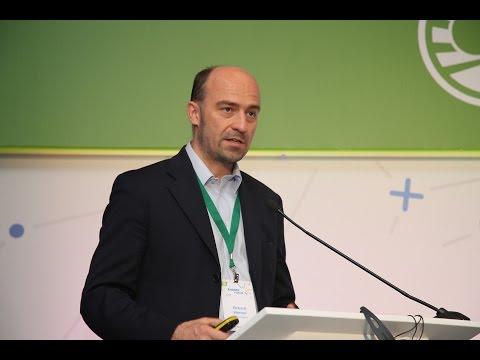 Richard Werner at the Rhodes Forum 2015