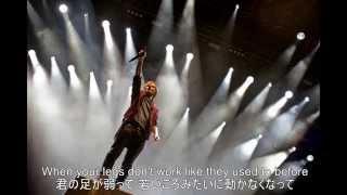 Thinking Out Loud Ed Sheeran 英語歌詞・和訳付 高画質 高音質