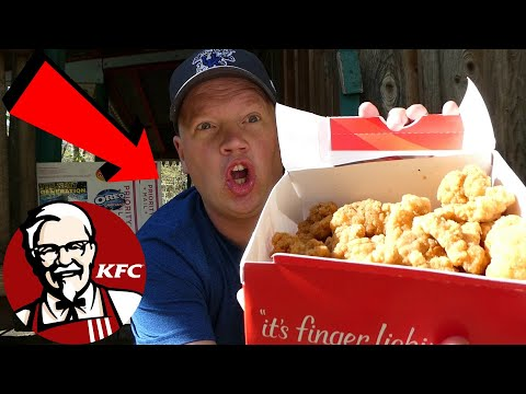 KFC $10 Popcorn Chicken Box (Reed Reviews)