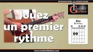 vuclip Jouez un premier rythme à la guitare