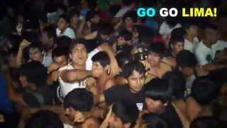 AEROPAJITAS - Resistencia/El golpe/Revuelta (Rock en la playa 2014)