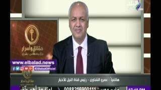 رئيس النيل للأخبار: ماسبيرو ملك الشعب وليس الدولة.. فيديو